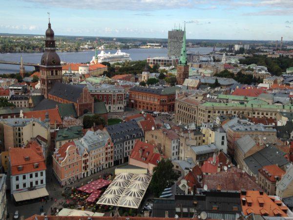 Baltische Landen, Riga